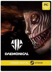 Daemonical PC cd-key Steam Código de Resgate digital