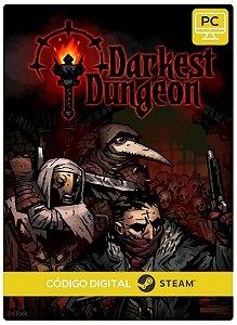 Darkest Dungeon PC cd-key Steam Código de Resgate digital