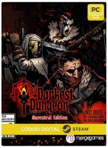 Darkest Dungeon: Ancestral Edition 2017 PC cd-key Steam Código de Resgate digital