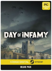 Day of Infamy Deluxe Edition  PC cd-key Steam Código de Resgate digital