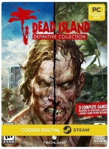 Dead Island Definitive Collection PC cd-key Steam Código de Resgate digital