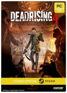 Dead Rising 4  PC CD-KEY Steam Código De Resgate Digital