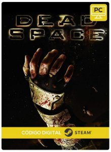 Dead Space  PC CD-KEY Steam Código De Resgate Digital