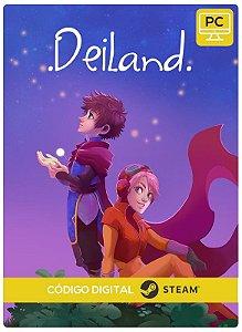 Deiland  PC CD-KEY Steam Código De Resgate Digital