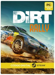 DiRT Rally  PC CD-KEY Steam Código De Resgate Digital