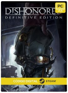 Dishonored Definitive Edition   PC CD-KEY Steam Código De Resgate Digital