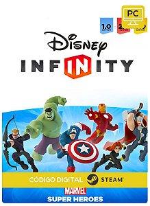 Disney Infinity Gold Collection PC CD-KEY Steam Código De Resgate Digital