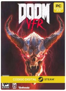 Doom VFR PC CD-KEY Steam Código De Resgate Digital