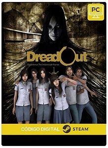 DreadOut   PC CD-KEY Steam Código De Resgate Digital