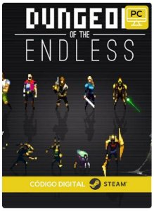 Dungeon of the Endless PC CD-KEY Steam Código De Resgate Digital