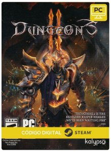 Dungeons 2  PC CD-KEY Steam Código De Resgate Digital