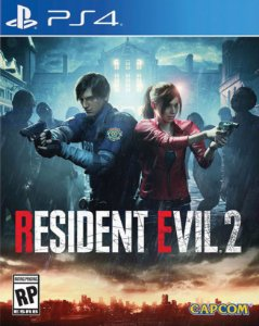 Resident evil 2 Remake PS4 PSN Mídia Digital