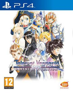 Tales of Vesperia PS4 PSN MÍDIA DIGITAL