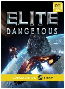 Elite Dangerous Steam CD key PC Código De Resgate Digital