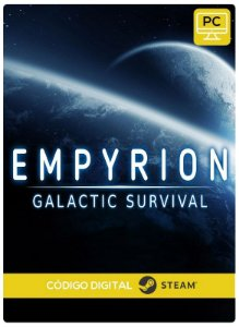 Empyrion - Galactic Survival Steam CD key PC Código De Resgate Digital