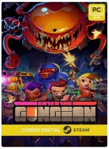 Enter the Gungeon Steam CD key PC Código De Resgate Digital
