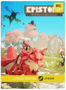 Epistory - Typing Chronicles Steam CD key PC Código De Resgate Digital