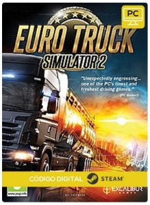 Euro Truck Simulator 2 - Cabin Accessories DLC  Steam Pc Código De Resgate Digital