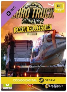 Euro Truck Simulator 2 - Cargo Bundle DLC  Steam Pc Código De Resgate Digital
