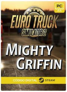 Euro Truck Simulator 2 - Mighty Griffin Tuning Pack  Steam Pc Código De Resgate Digital