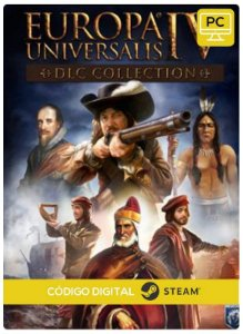 Europa Universalis IV - 2014 DLC Collection  Steam Pc Código De Resgate Digital