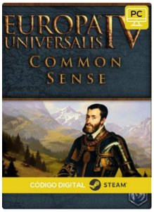 Europa Universalis IV - Common Sense Steam Pc Código De Resgate Digital