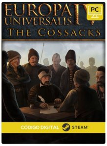 Europa Universalis IV - Cossacks Expansion Steam  Pc Código De Resgate Digital