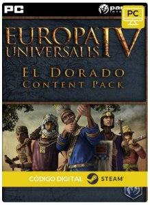 Europa Universalis IV - El Dorado Expansion  Steam  Pc Código De Resgate Digital