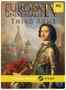 Europa Universalis IV - Third Rome Steam  Pc Código De Resgate Digital