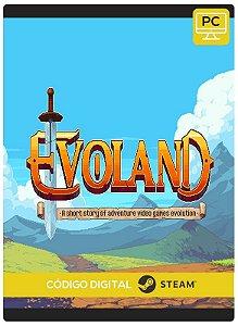 Evoland  Steam  Pc Código De Resgate Digital