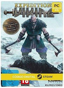 Expeditions: Viking Steam  Pc Código De Resgate Digital
