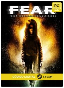 F.E.A.R Steam   Pc Steam cdkey Código De Resgate Digital