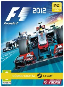 F1 2012 Pc Steam cdkey Código De Resgate Digital