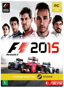 F1 2015 Pc Steam cdkey Código De Resgate Digital