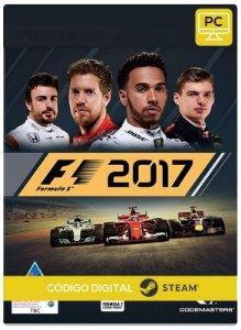 F1 2017 Pc Steam cdkey Código De Resgate Digital
