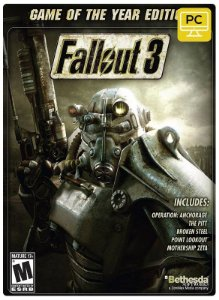 Fallout 3 GOTY Pc Steam cdkey Código De Resgate Digital
