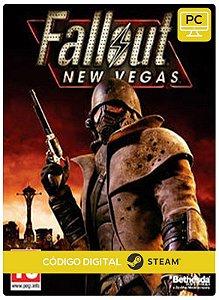 Fallout: New Vegas  Pc Steam cdkey Código De Resgate Digital