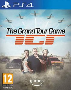 The Grand Tour Game PS4 PSN MÍDIA DIGITAL
