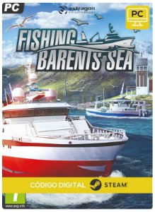 Fishing Barents Sea Steam CD Key Pc Steam Código De Resgate Digital