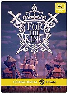 For The King Steam CD Key Pc Steam Código De Resgate Digital