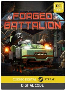 Forged Battalion Steam CD Key Pc Steam Código De Resgate Digital