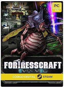 FortressCraft Evolved!  Steam CD Key Pc Steam Código De Resgate Digital