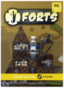 Forts  Steam CD Key Pc Steam Código De Resgate Digital