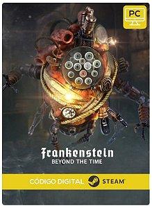 Frankenstein: Beyond the Time Steam  CD Key Pc Steam Código De Resgate Digital