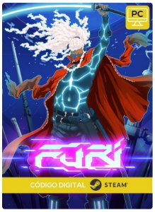Furi Steam  CD Key Pc Steam Código De Resgate Digital