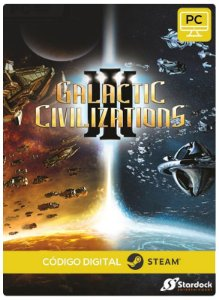 Galactic Civilization III steam  CD Key Pc Steam Código De Resgate Digital