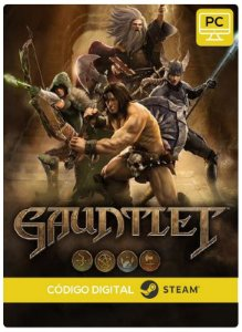 Gauntlet - Slayer Edition steam  CD Key Pc Steam Código De Resgate Digital