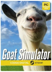 Goat Simulator  steam  CD Key Pc Steam Código De Resgate Digital