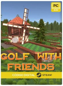 Golf With Your Friends steam  CD Key Pc Steam Código De Resgate Digital