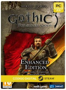 Gothic 3: Forsaken Gods Enhanced Edition Steam  CD Key Pc Steam Código De Resgate Digital